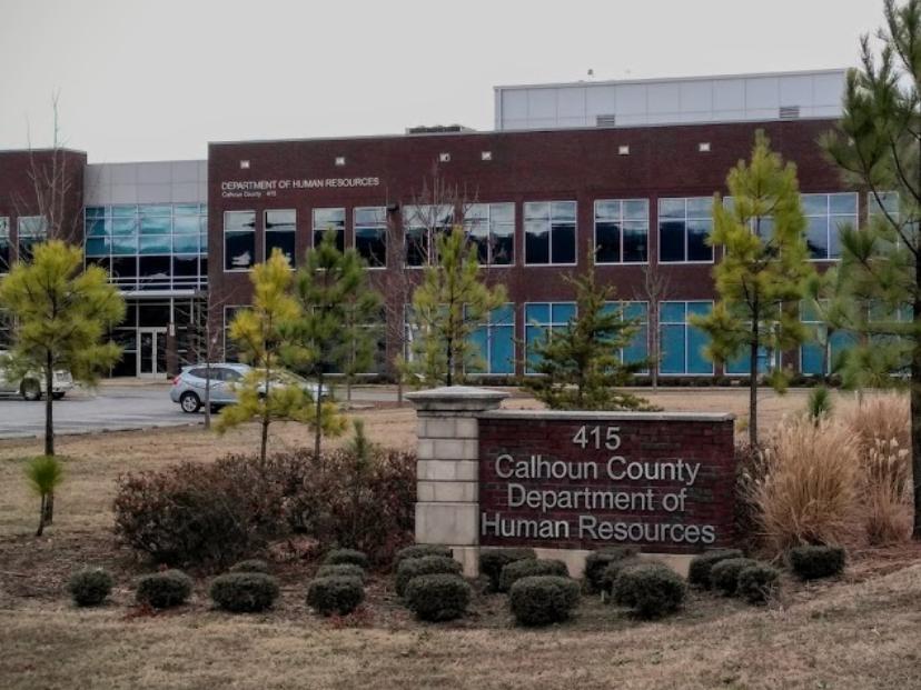 Calhoun County Human Resources Office