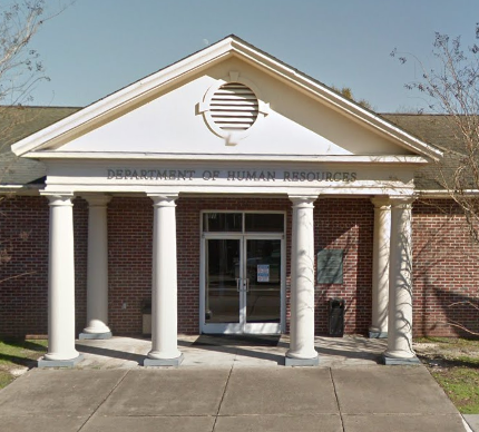 Escambia County Department of Human Resources