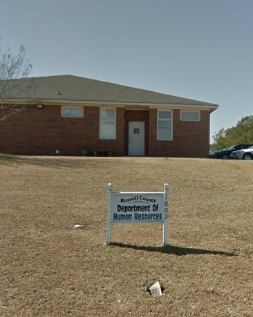 Russell County Department of Human Resources