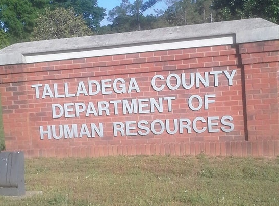 Talladega County Department of Human Resources
