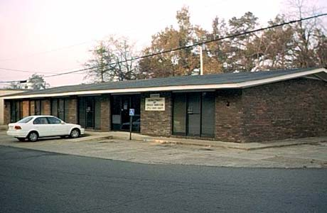 Ashdown, AR DHS Office