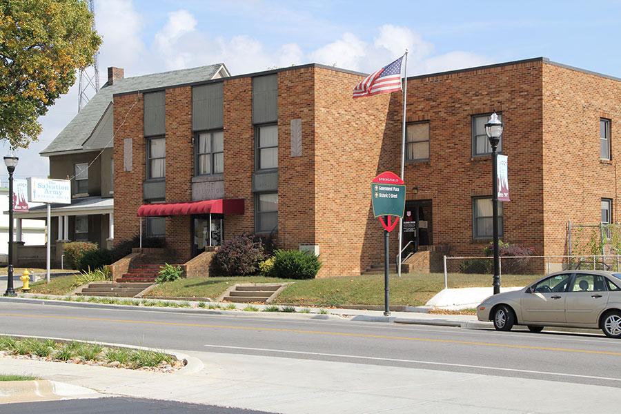 Harbor House Outreach Center